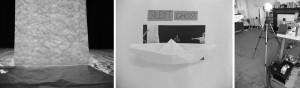 paper scenography - binaural setup